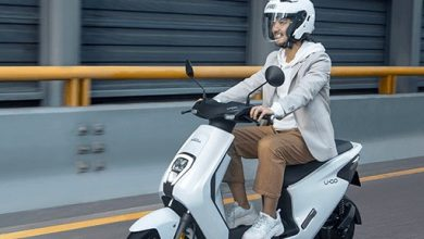 Introduction of the Honda U-GO electric scooter