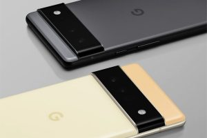 Google Pixel 6 series featured images