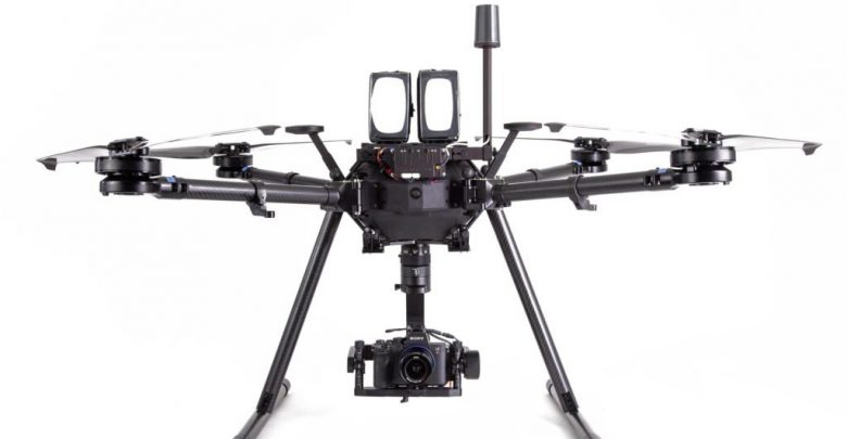 Heavy-lift drone made in the USA: RMUS cooperates with Watts Innovations