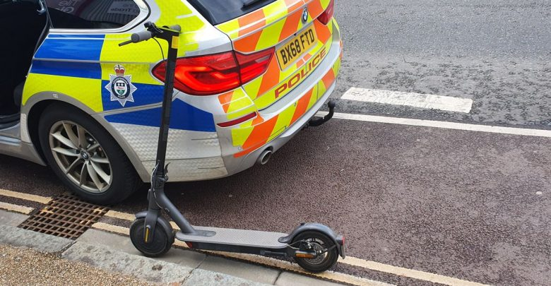 Man admitted to hospital in Birstall after falling from an e-scooter