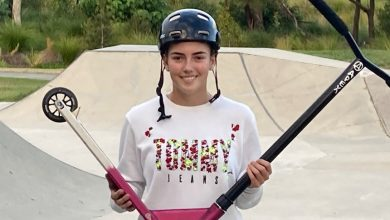 Scooter champion Bianca Dilworth broke barriers - now she wants more girls in the sport