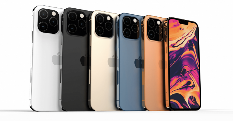 iPhone 13 lineup launch september