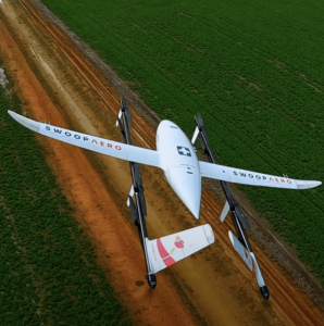 Kite by Swoop Aero: next level air logistics platform