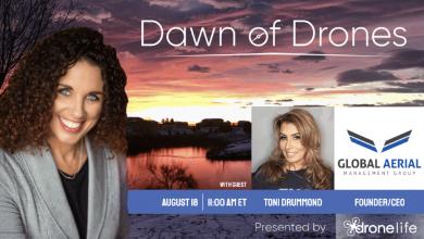 Dawn of Drones Podcast: Toni Drummond and AUVSI