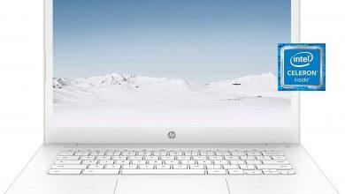 HP Chromebook 14 Laptop