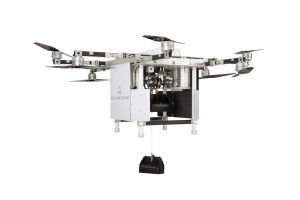 A2Z Delivery drone designed to meet consumer concerns