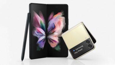 Galaxy Z Fold 3 sales