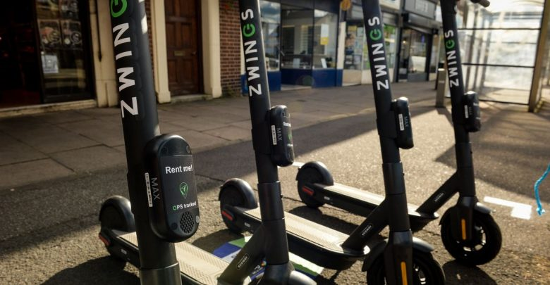 Local residents raise concerns despite the e-scooter pilot's success in Staffordshire