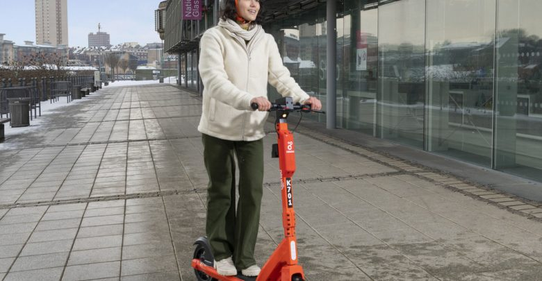 Sunderland continues e-scooter testing