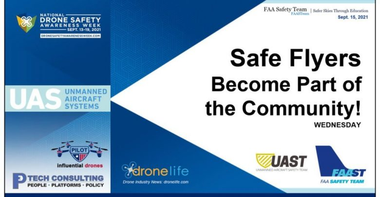 Dawn of Drones Drone Safety Awareness Week