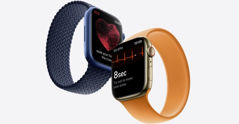 Apple Watch Series 7 featured