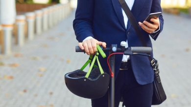 The scooter company Bolt is planning new safety technologies for use by visually impaired people