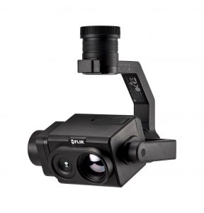 Teledyne FLIR's Thermal Zoom Drone Payload: More Pixels.  More accuracy.
