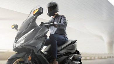 2021 Honda Forza 350 maxi scooter unveiled