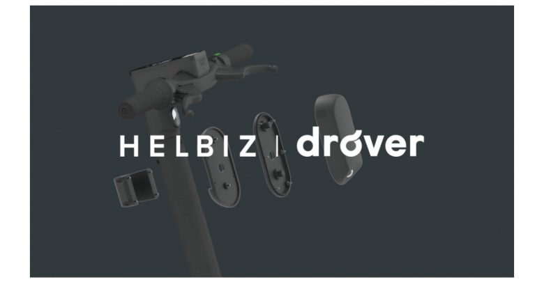 Helbiz is working with Drover AI to bring artificial intelligence to scooter sharing